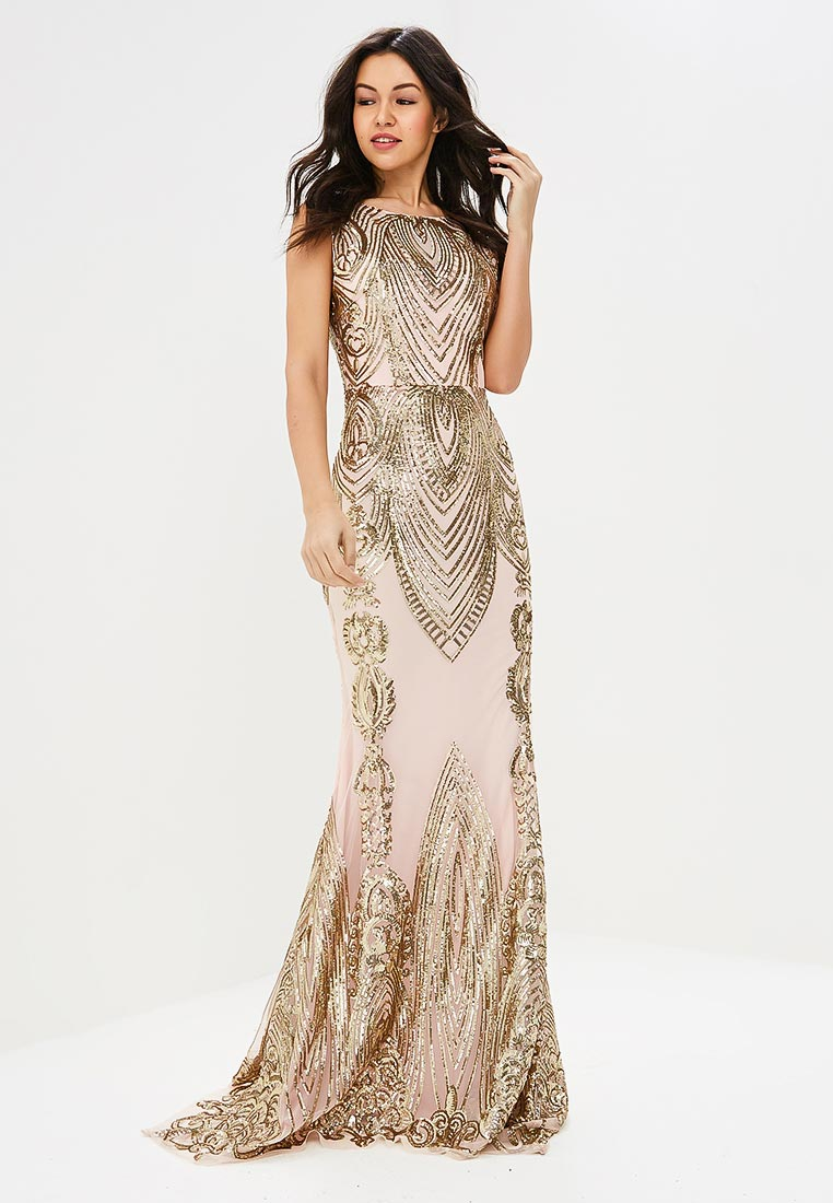 Платье-макси Soky & Soka 17299