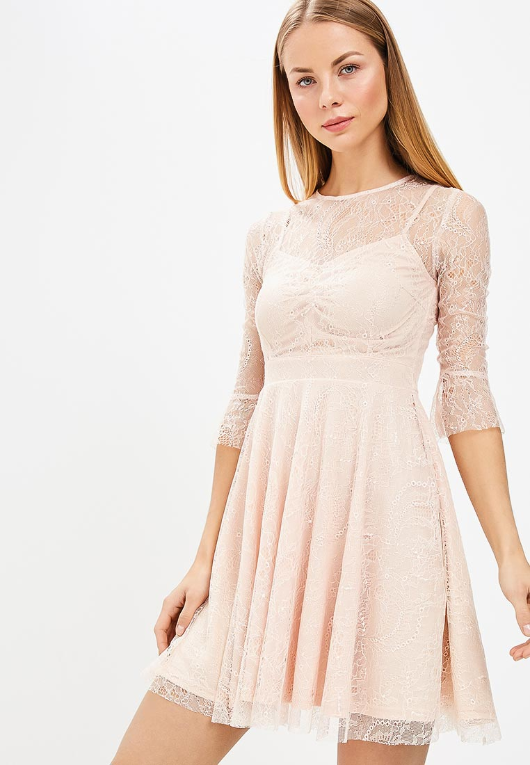 Платье-мини Soky & Soka 17308