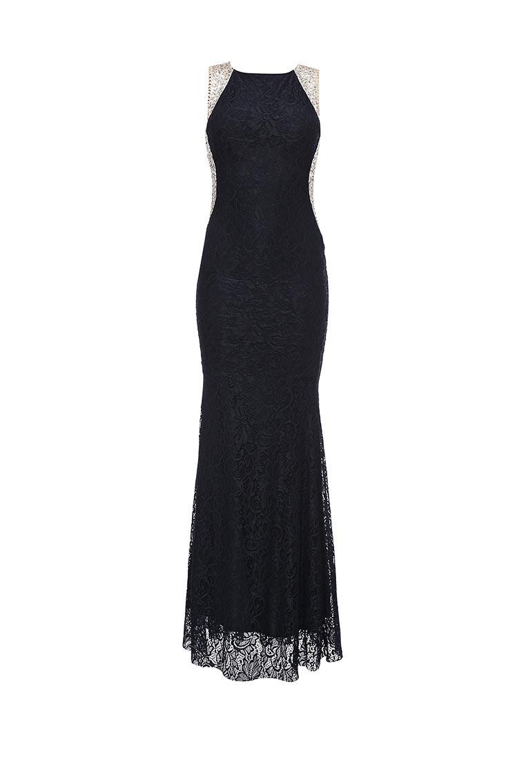 Платье-макси Soky & Soka 15855