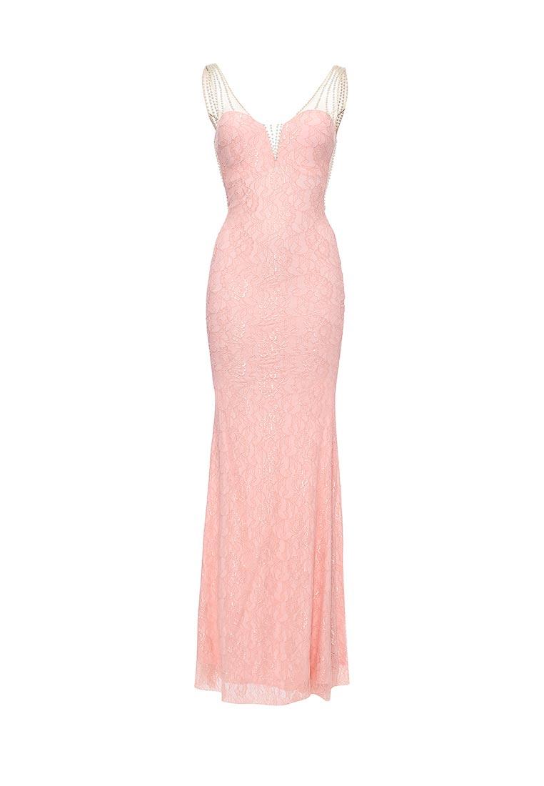 Платье-макси Soky & Soka 15939