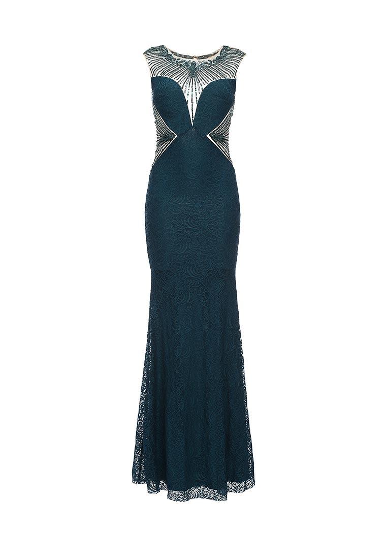 Платье-макси Soky & Soka 16296