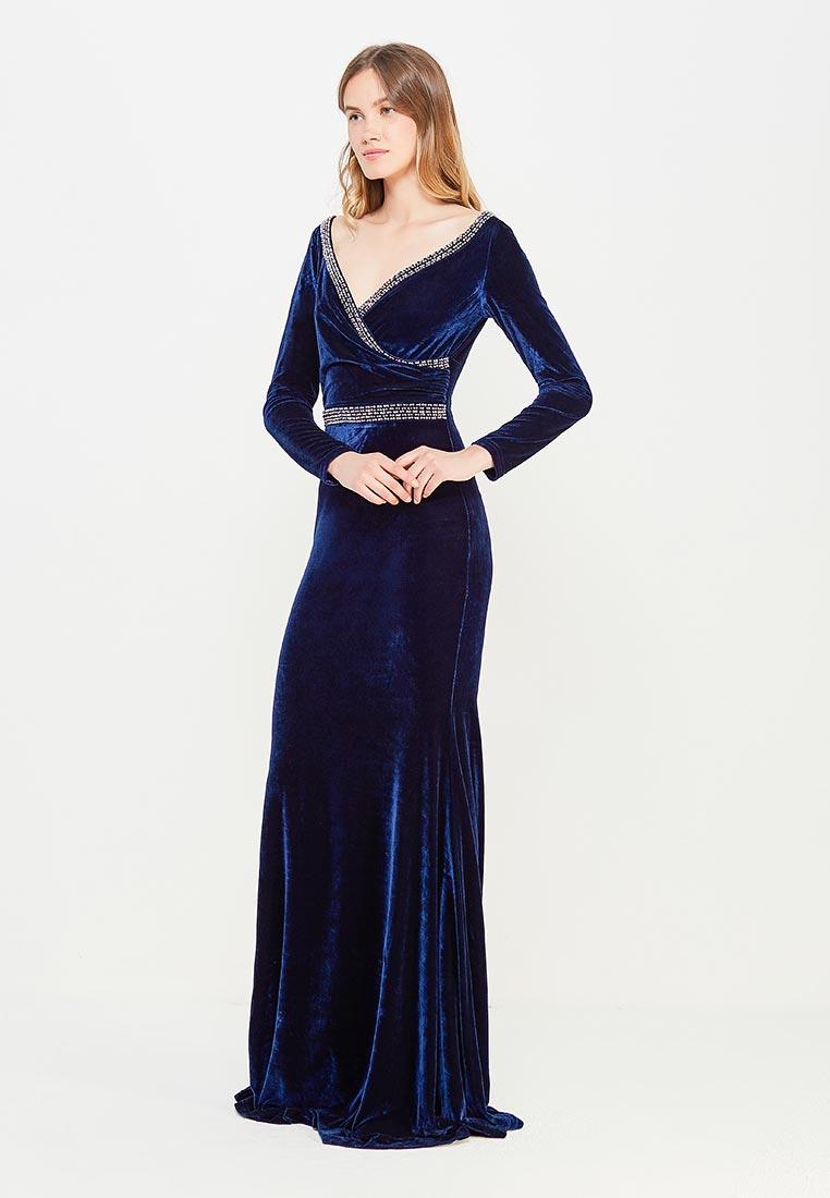 Платье-макси Soky & Soka 17007