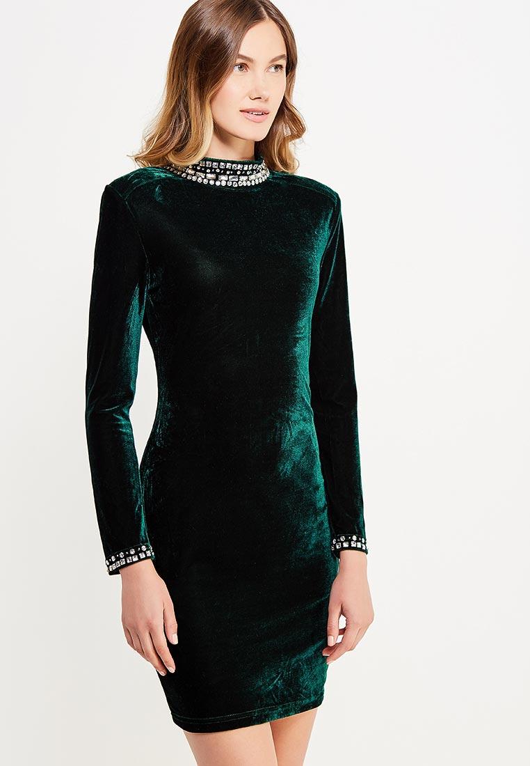 Вечернее / коктейльное платье Soky & Soka 17018