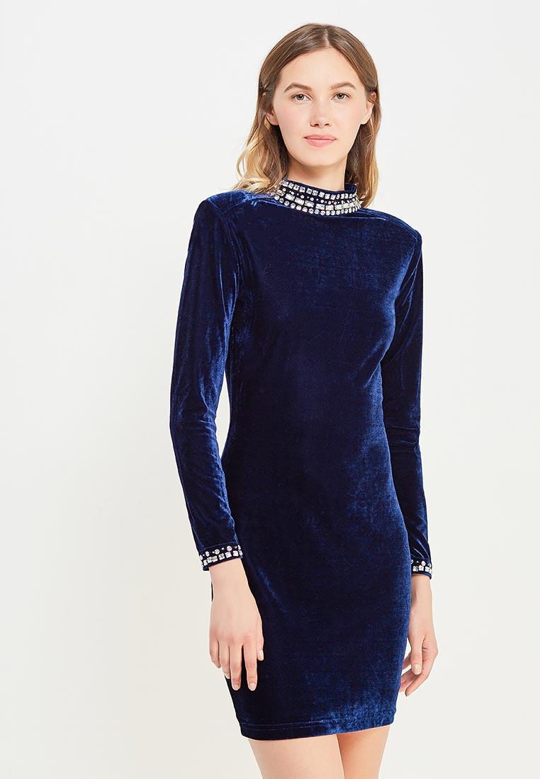 Платье-мини Soky & Soka 17018