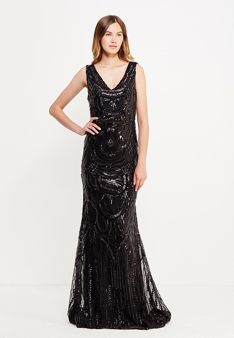 Платье-макси Soky & Soka 17027