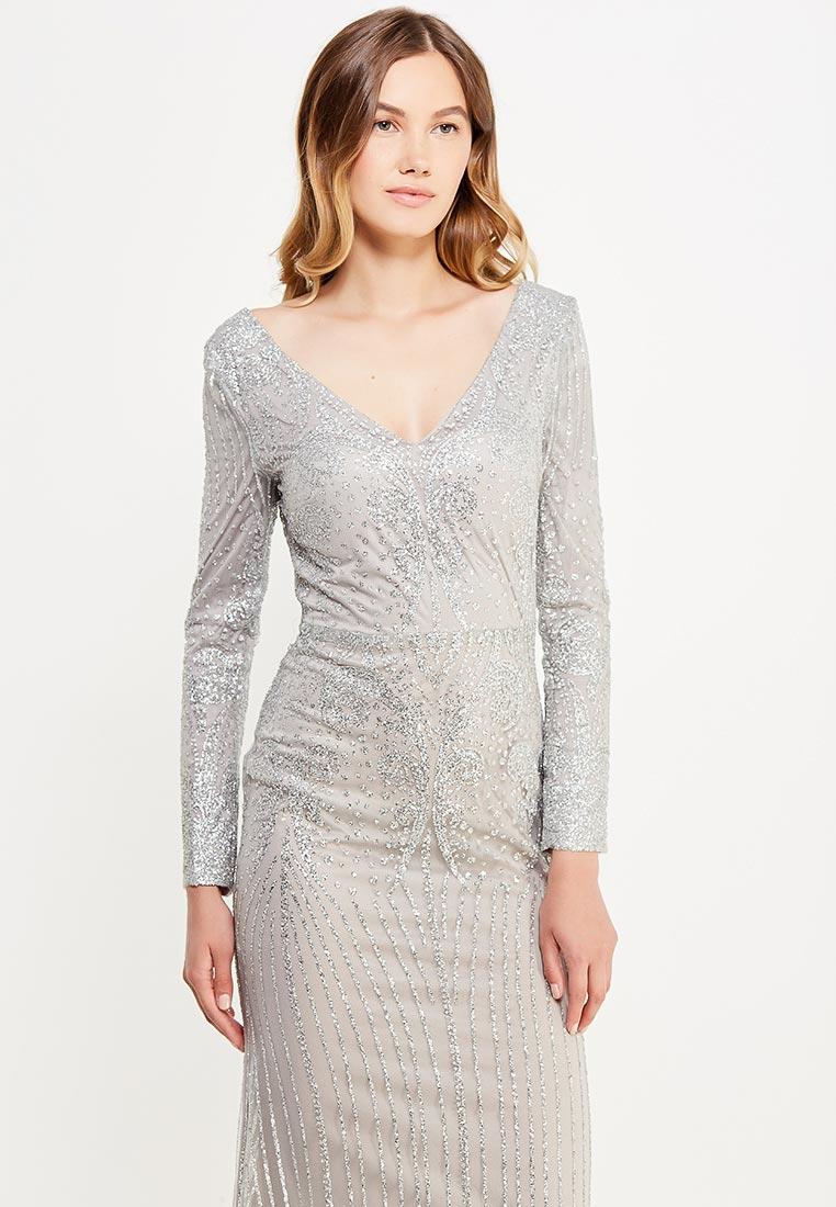 Платье-макси Soky & Soka 17075