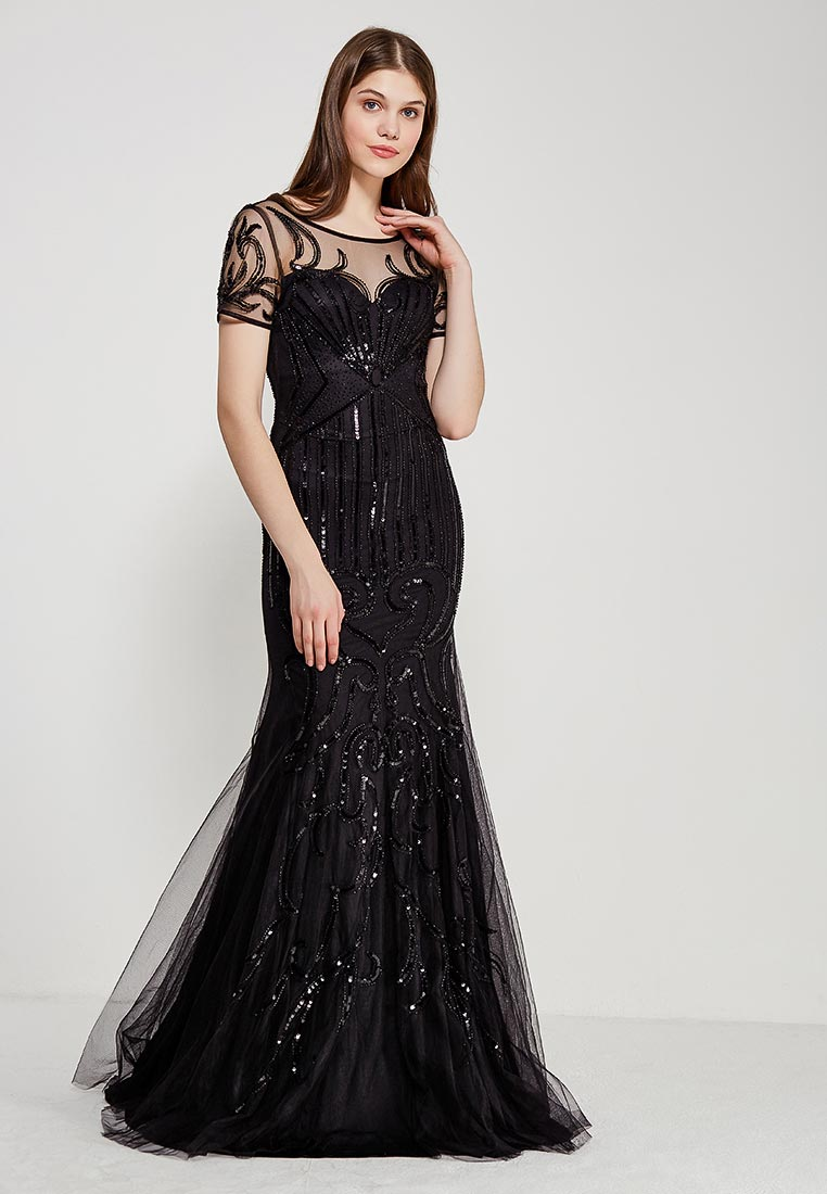Вечернее / коктейльное платье Soky & Soka 17017