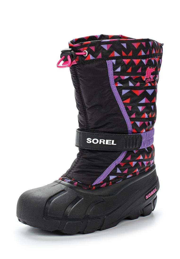 Дутики для девочек  Sorel 1755431