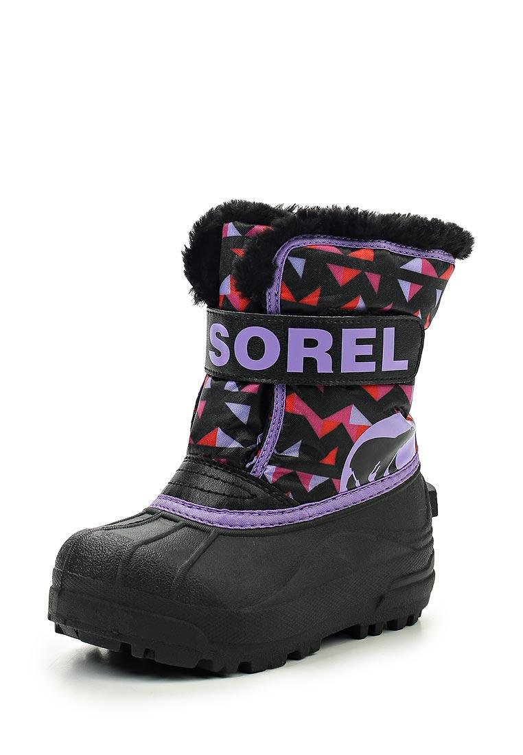 Дутики для девочек  Sorel 1758811