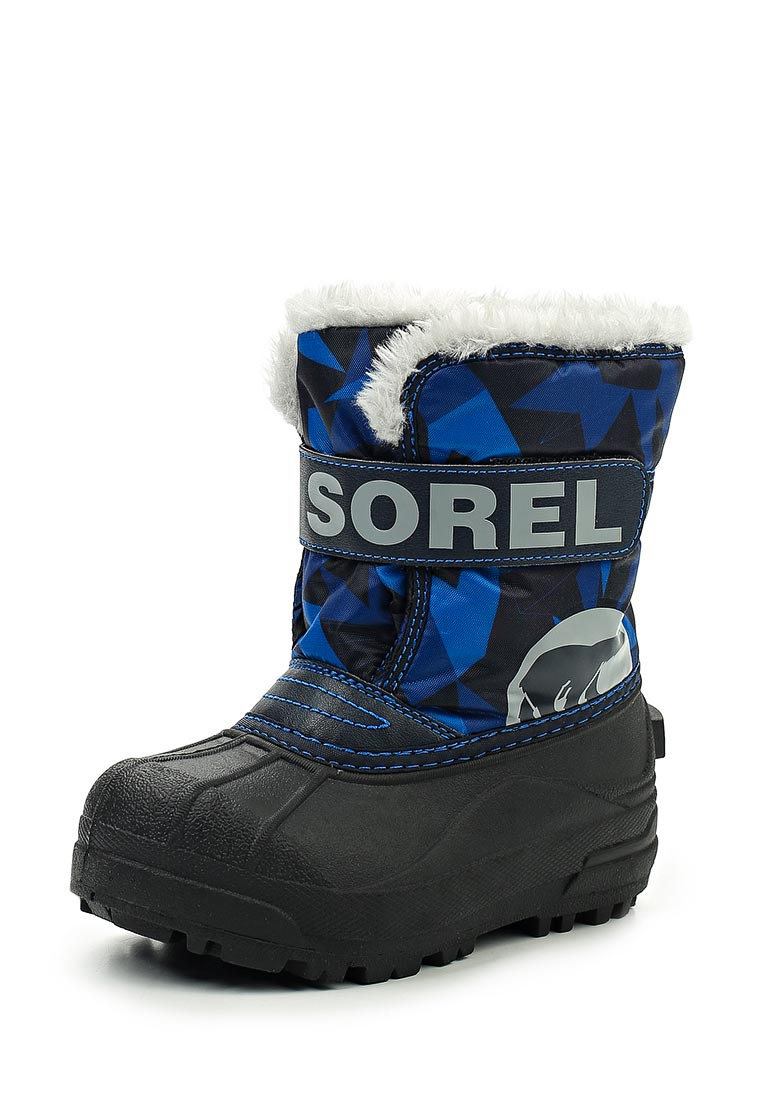 Дутики для мальчиков Sorel 1758801