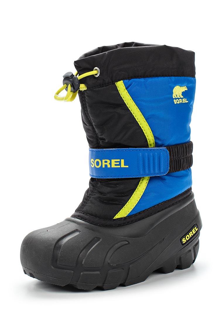 Дутики для девочек  Sorel 1638082