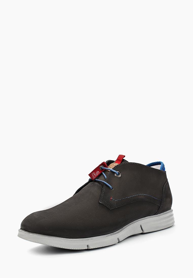 Мужские ботинки s.Oliver (с.Оливер) 5-5-13618-20-211