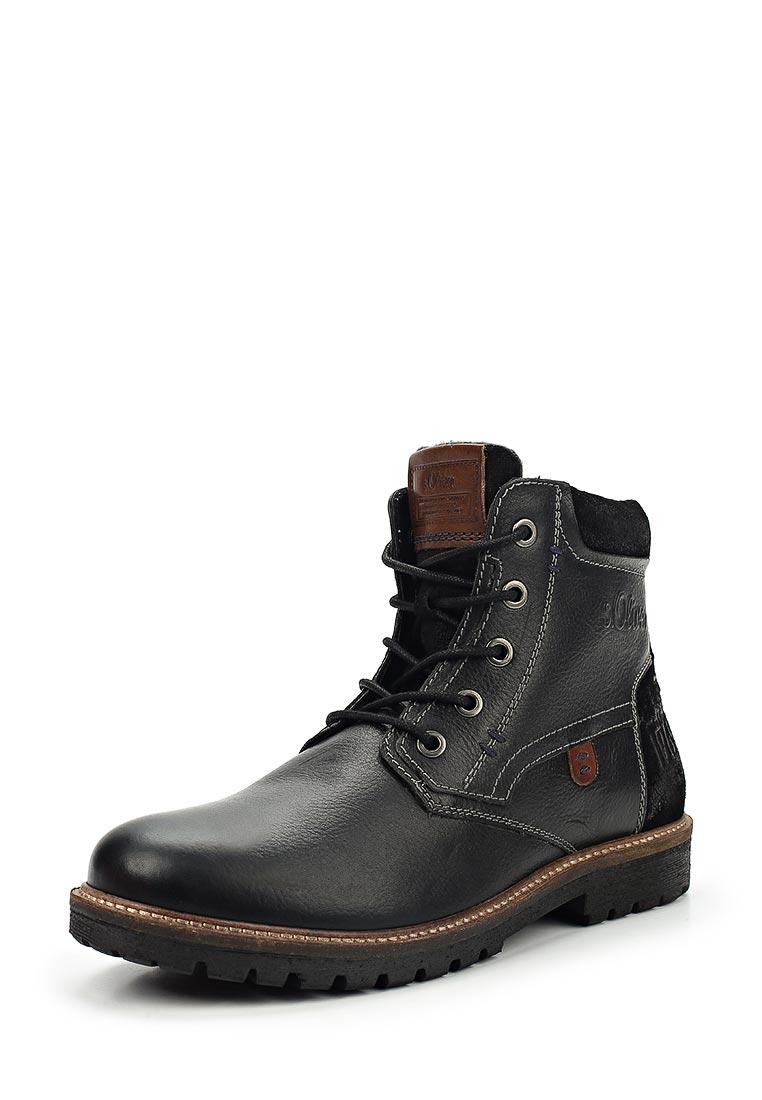 Мужские ботинки s.Oliver (с.Оливер) 5-5-15225-29-001