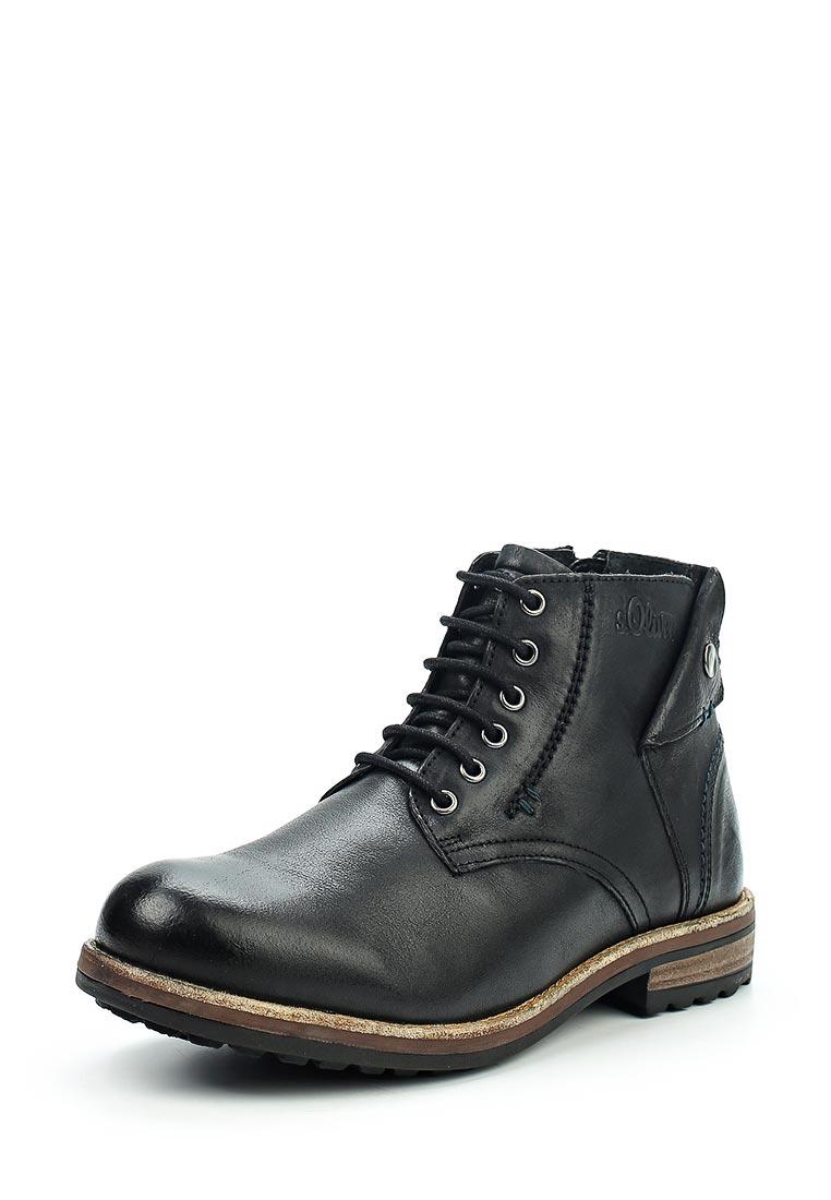 Мужские ботинки s.Oliver (с.Оливер) 5-5-16240-39-001