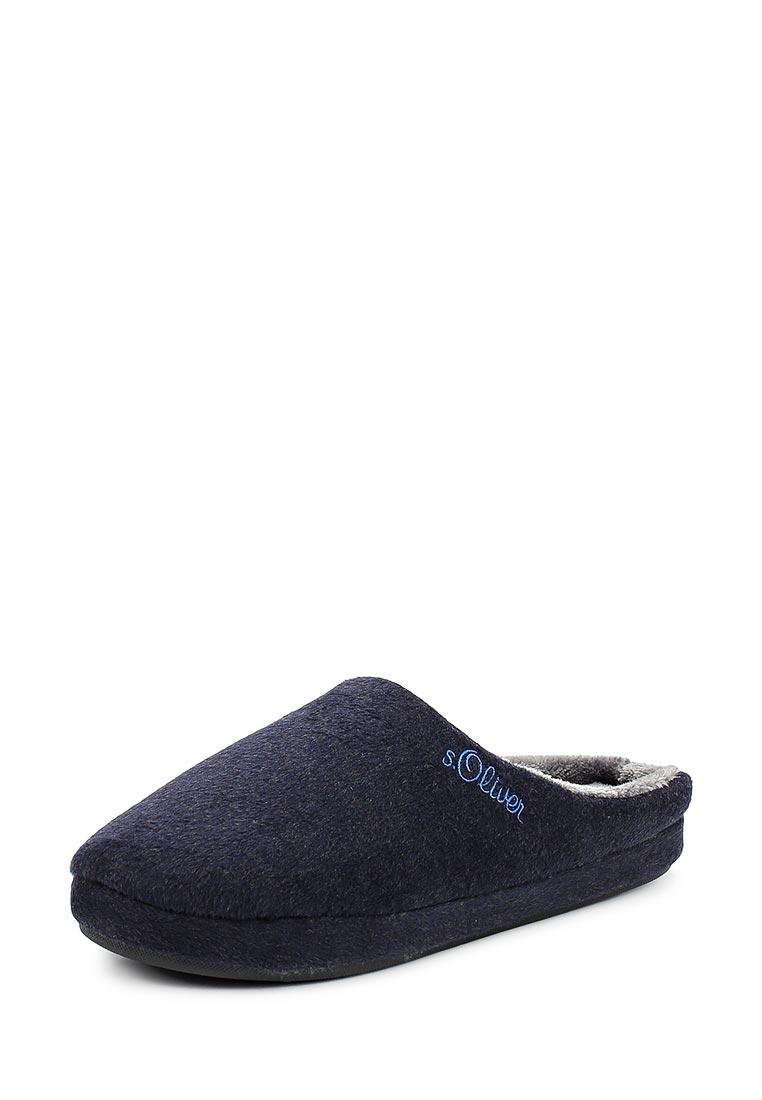 Мужская домашняя обувь s.Oliver (с.Оливер) 5-5-17302-39-805