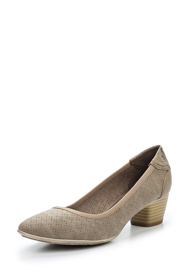 Женские туфли s.Oliver (с.Оливер) 5-5-22300-20-324