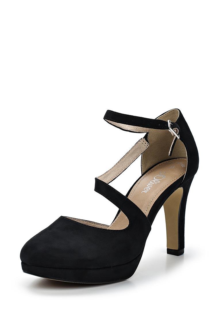 Женские туфли s.Oliver (с.Оливер) 5-5-24402-20-001
