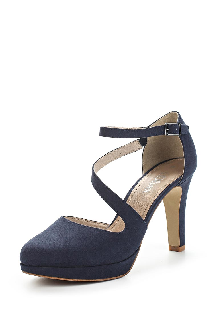 Женские туфли s.Oliver (с.Оливер) 5-5-24402-20-805