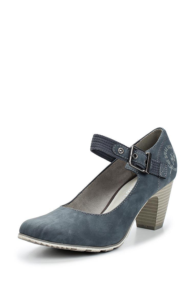 Женские туфли s.Oliver (с.Оливер) 5-5-24410-20-802