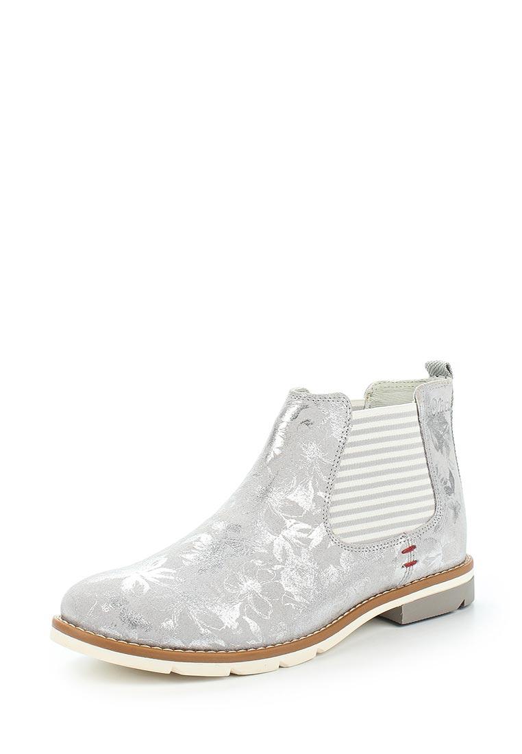 Женские ботинки s.Oliver (с.Оливер) 5-5-25335-30-202