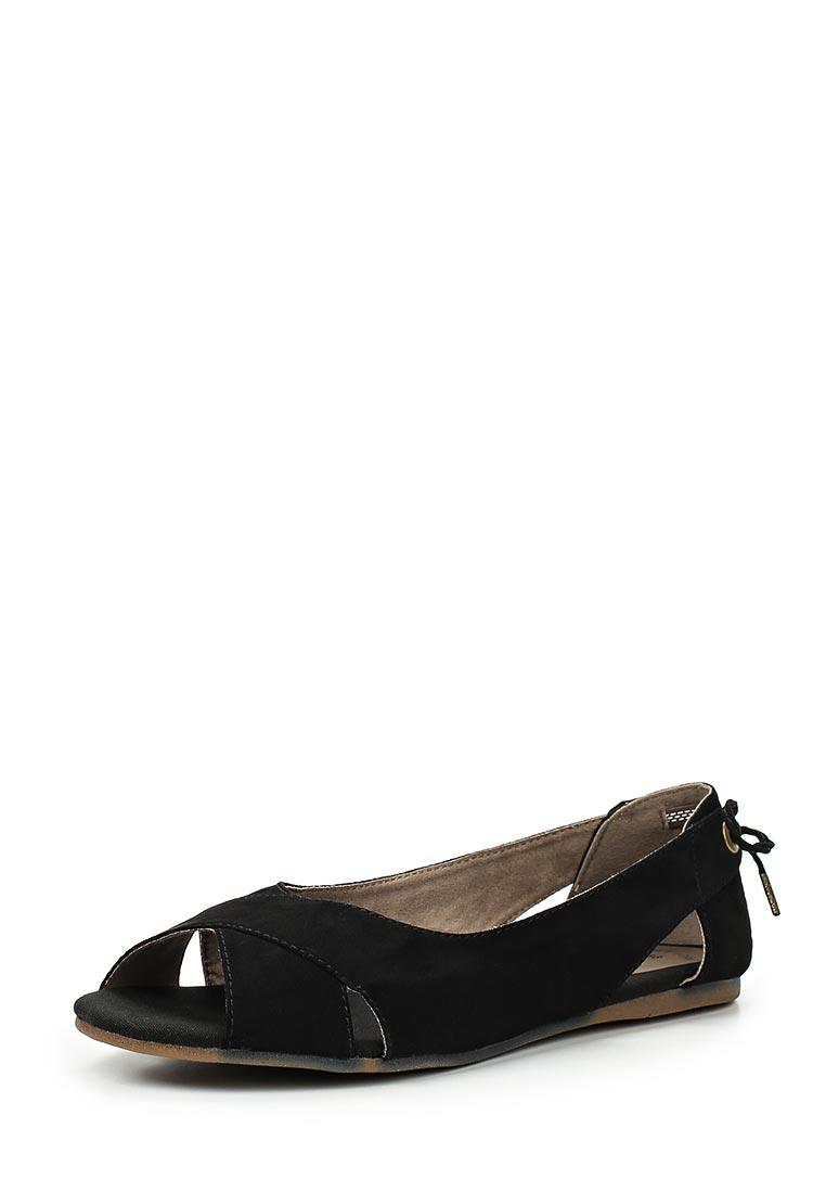 Туфли на плоской подошве s.Oliver (с.Оливер) 5-5-29100-38-001: изображение 1
