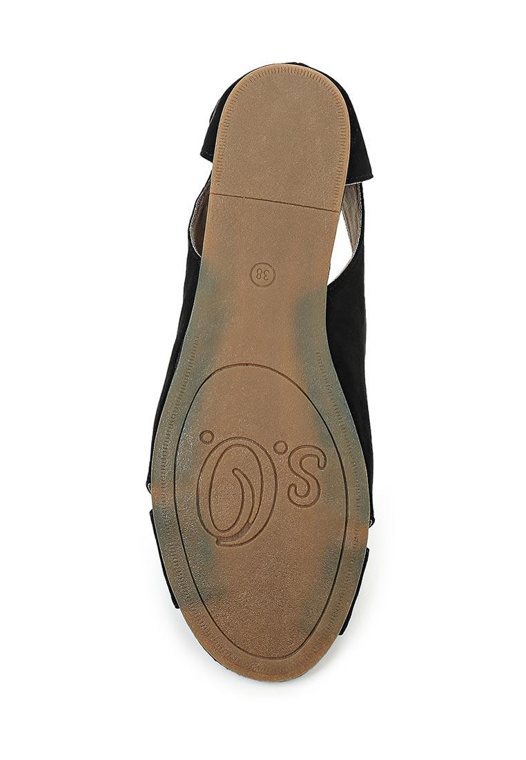 Туфли на плоской подошве s.Oliver (с.Оливер) 5-5-29100-38-001: изображение 3