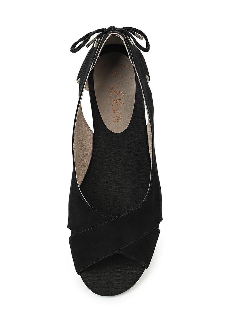 Туфли на плоской подошве s.Oliver (с.Оливер) 5-5-29100-38-001: изображение 4