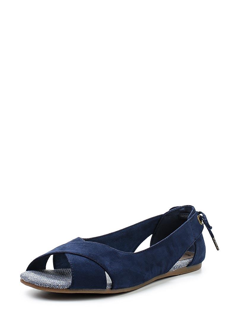 Туфли на плоской подошве s.Oliver (с.Оливер) 5-5-29100-38-805