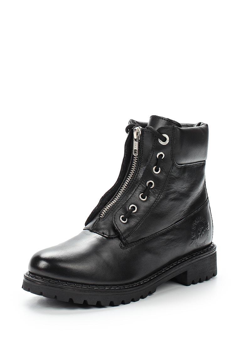 Женские ботинки s.Oliver (с.Оливер) 5-5-25232-29-001