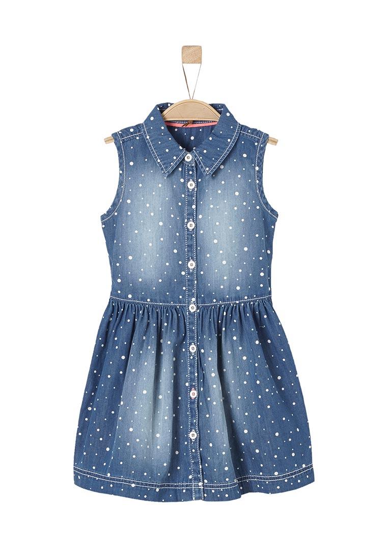 Повседневное платье s.Oliver (с.Оливер) 53.703.82.2632