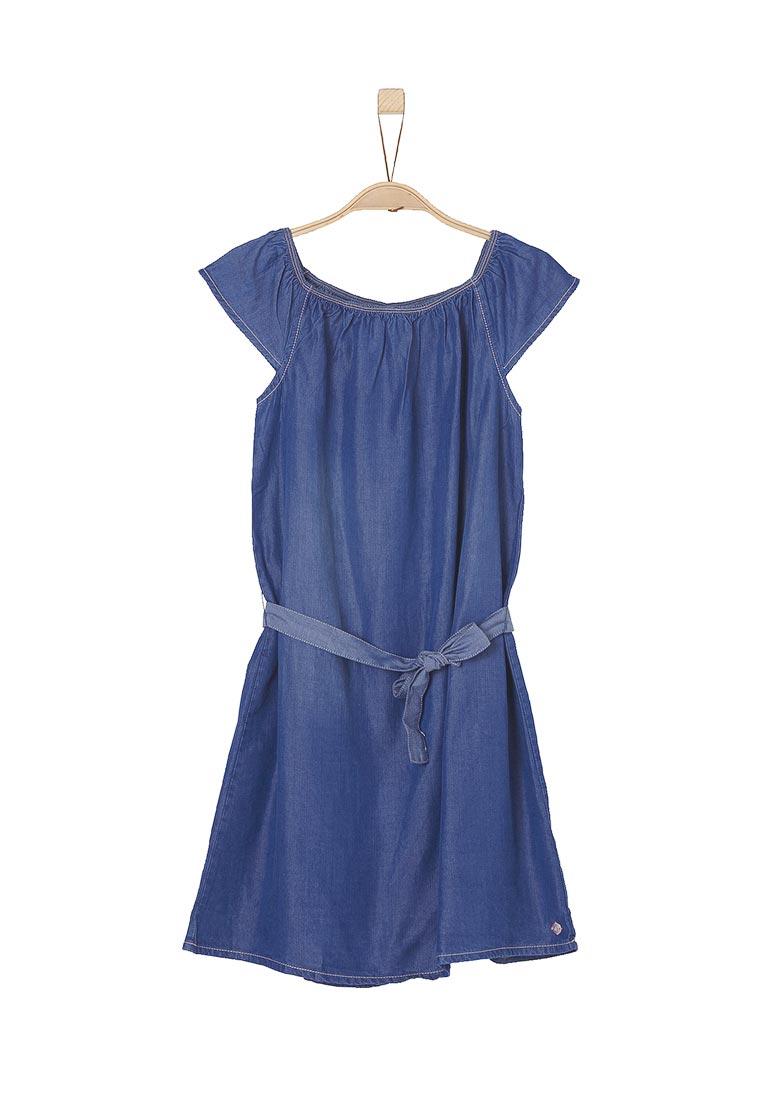 Повседневное платье s.Oliver (с.Оливер) 66.703.82.2629