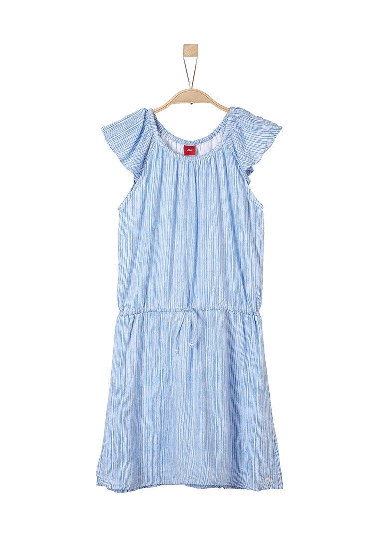 Повседневное платье s.Oliver (с.Оливер) 66.704.82.2646