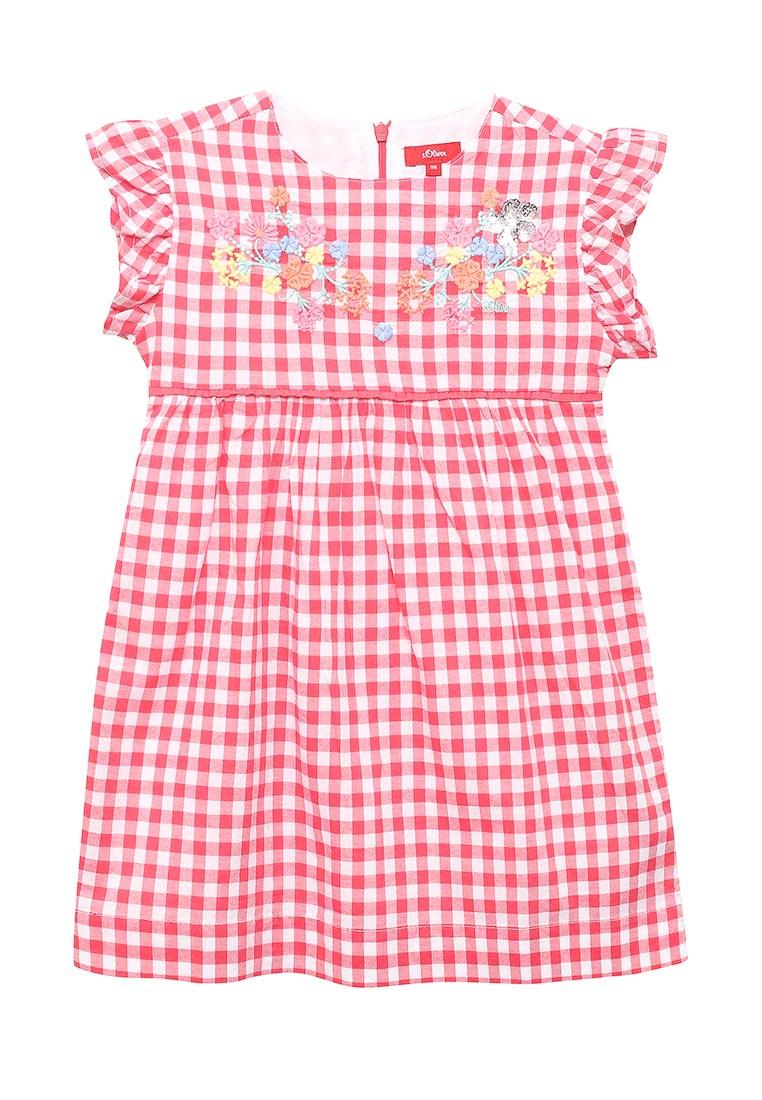 Повседневное платье s.Oliver (с.Оливер) 53.803.82.2718