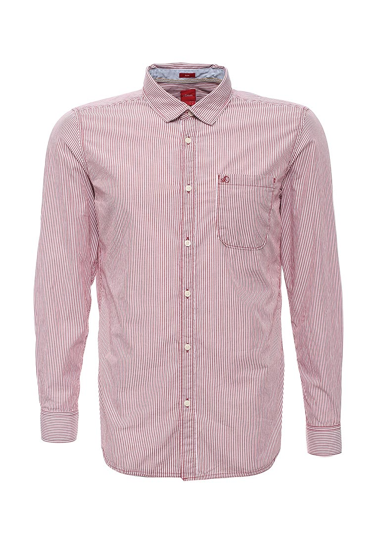 Рубашка с длинным рукавом s.Oliver (с.Оливер) 13.607.21.2177