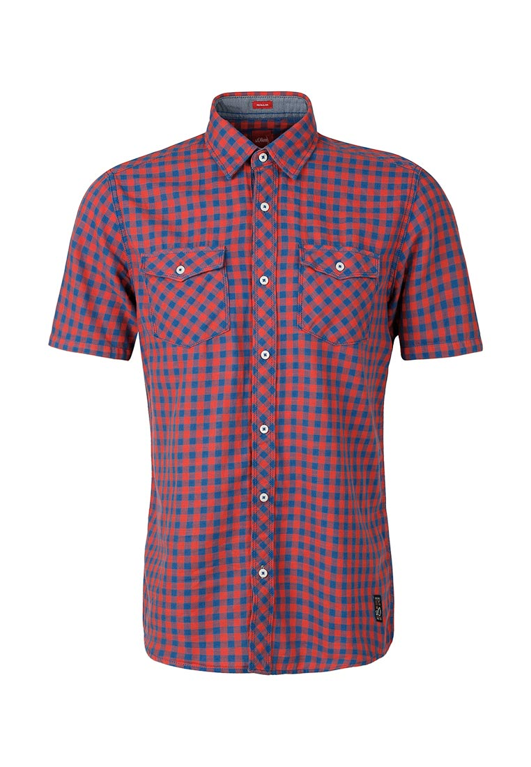 Рубашка с коротким рукавом s.Oliver (с.Оливер) 13.703.22.2080