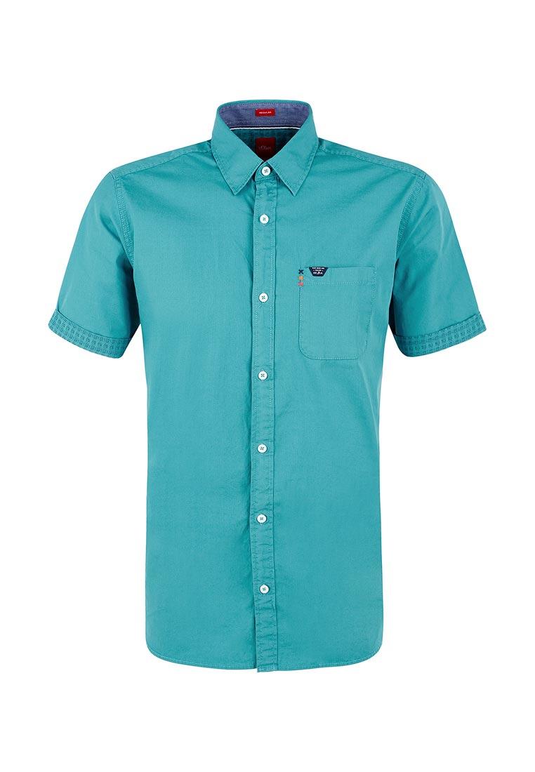 Рубашка с коротким рукавом s.Oliver (с.Оливер) 13.704.22.5361