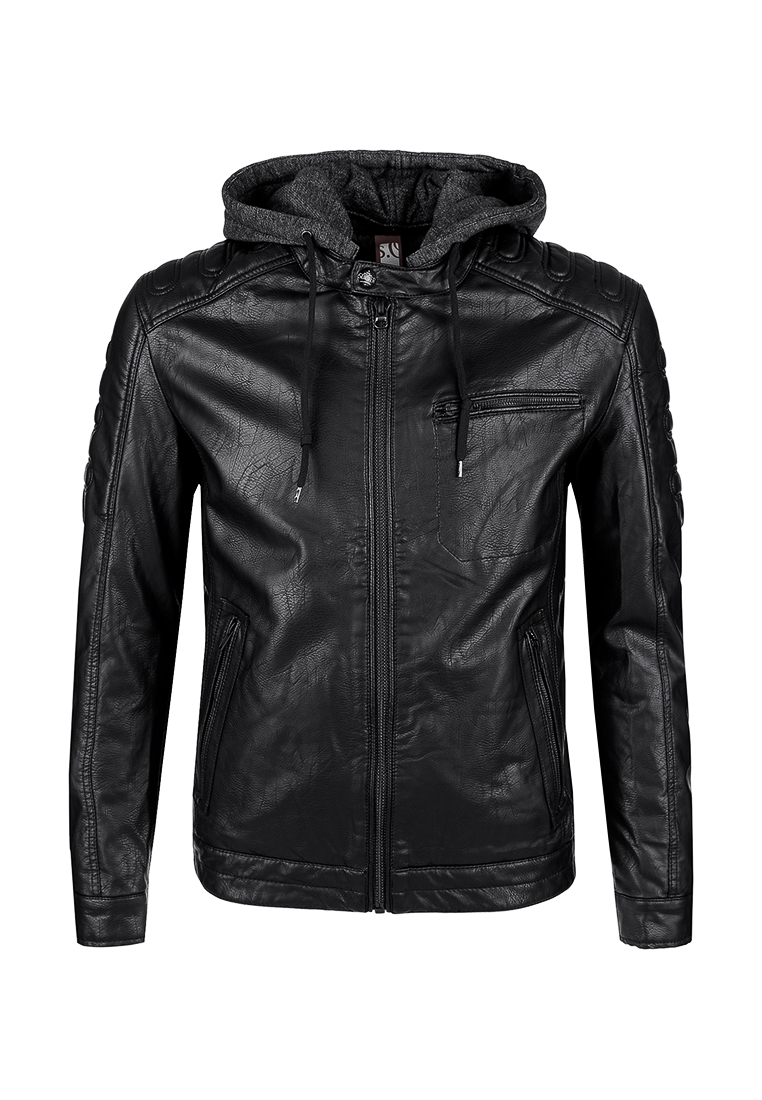 Кожаная куртка s.Oliver (с.Оливер) 28.709.51.7329