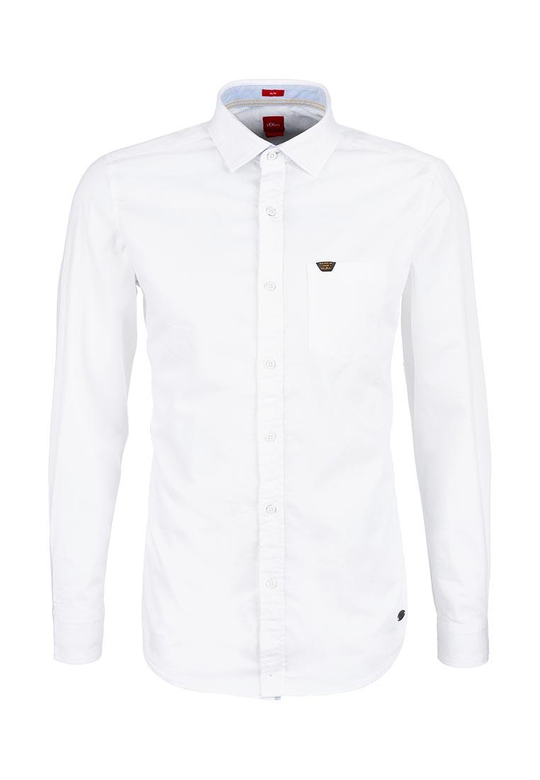 Рубашка с длинным рукавом s.Oliver (с.Оливер) 03.899.21.2571