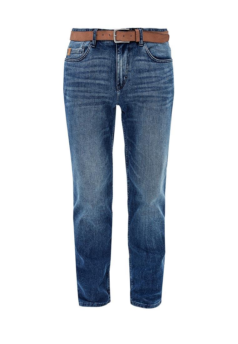 Мужские прямые джинсы s.Oliver (с.Оливер) 03.899.71.2582