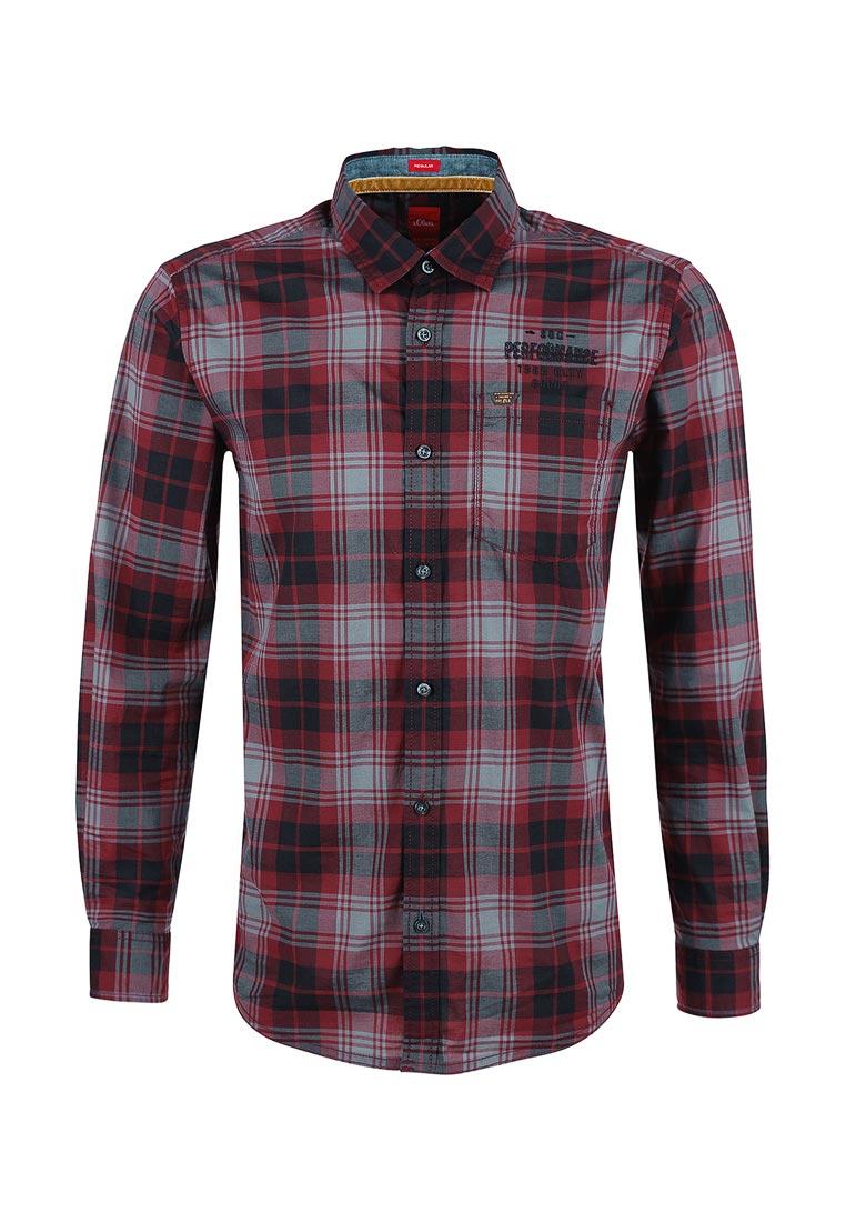 Рубашка с длинным рукавом s.Oliver (с.Оливер) 13.708.21.2359