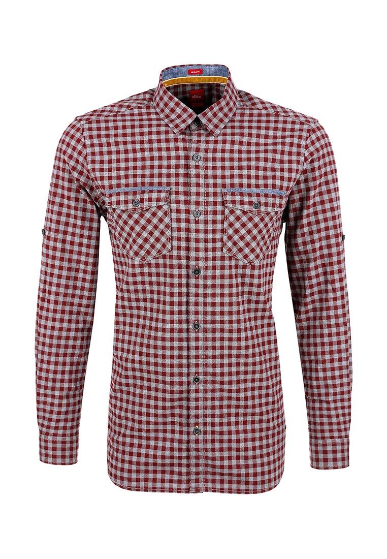 Рубашка с длинным рукавом s.Oliver (с.Оливер) 13.708.21.3102