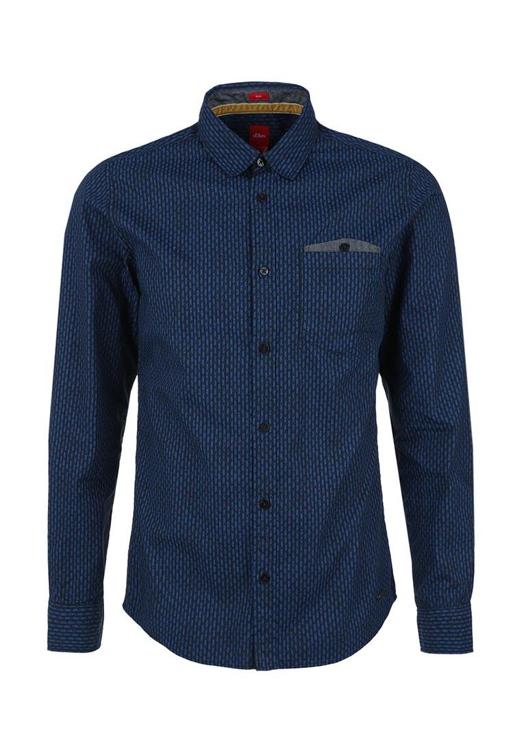 Рубашка с длинным рукавом s.Oliver (с.Оливер) 13.710.21.4025