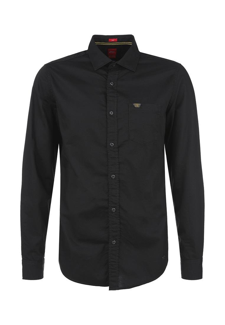 Рубашка с длинным рукавом s.Oliver (с.Оливер) 13.710.21.2571
