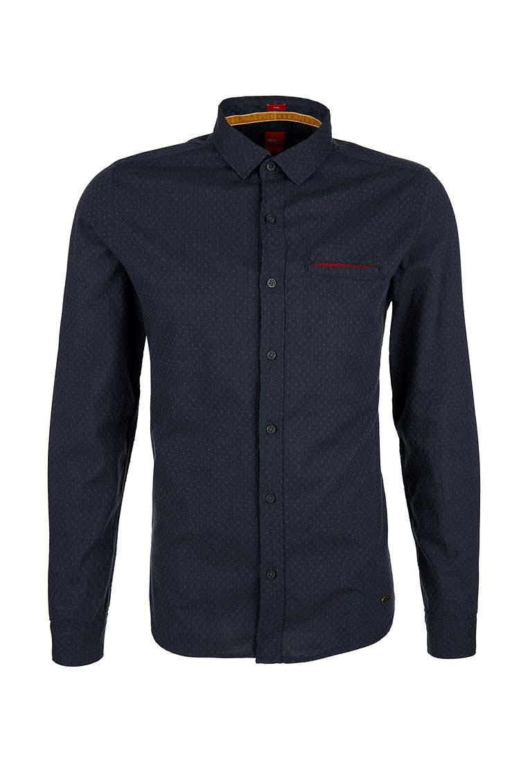 Рубашка с длинным рукавом s.Oliver (с.Оливер) 13.710.21.4038