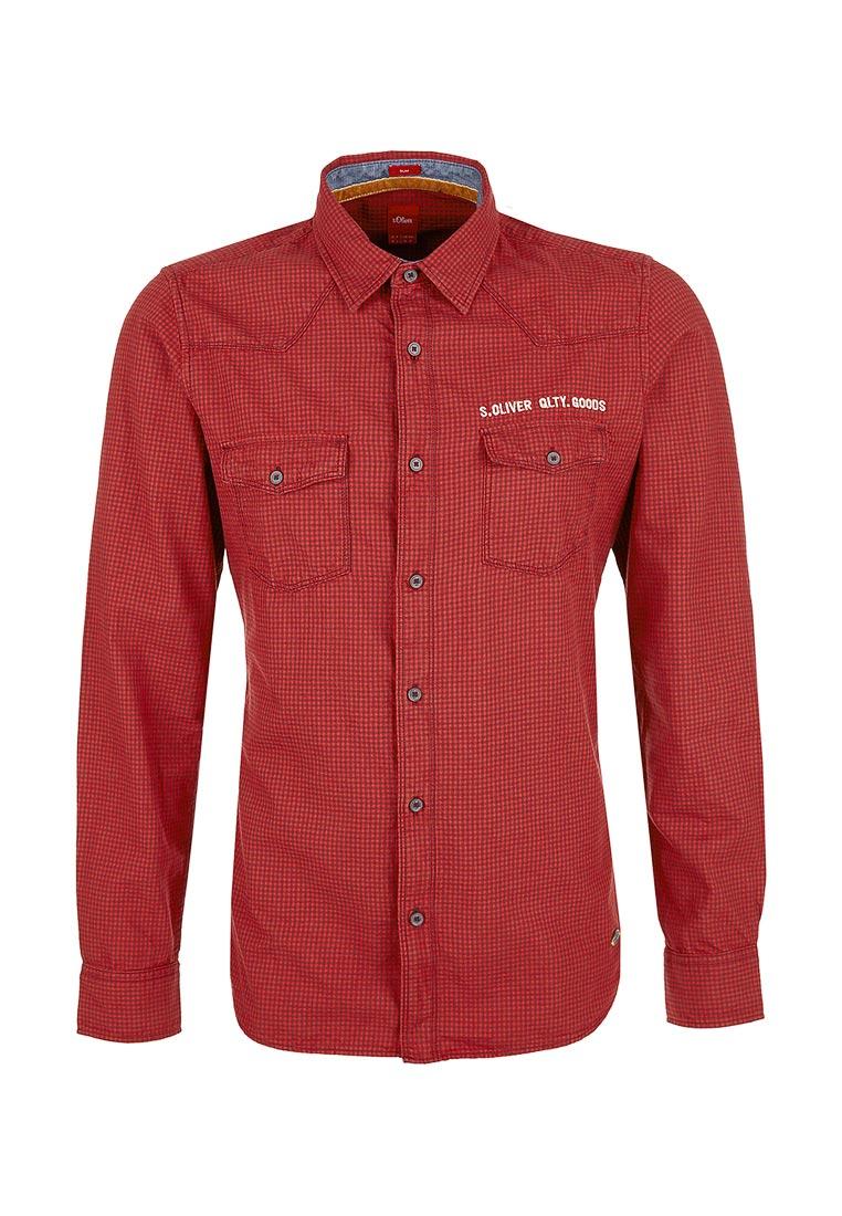 Рубашка с длинным рукавом s.Oliver (с.Оливер) 13.710.21.4027