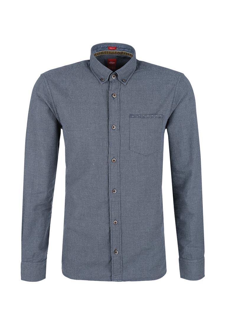 Рубашка с длинным рукавом s.Oliver (с.Оливер) 13.709.21.2366