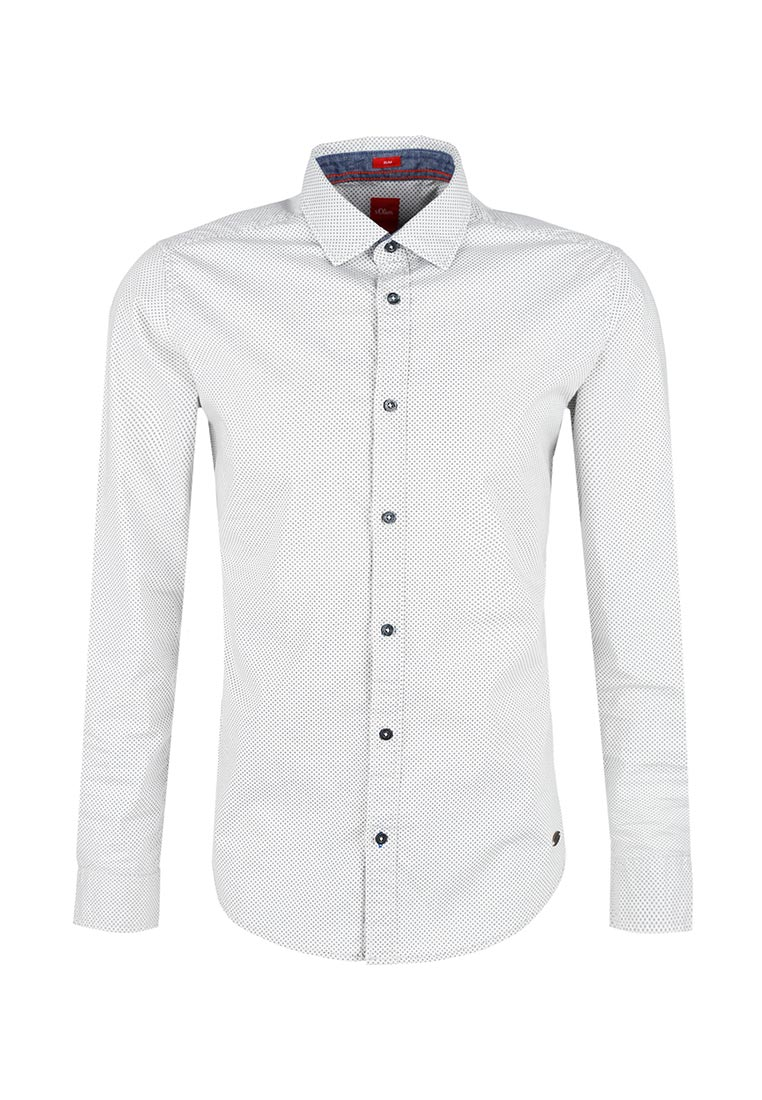 Рубашка с длинным рукавом s.Oliver (с.Оливер) 13.709.21.2357
