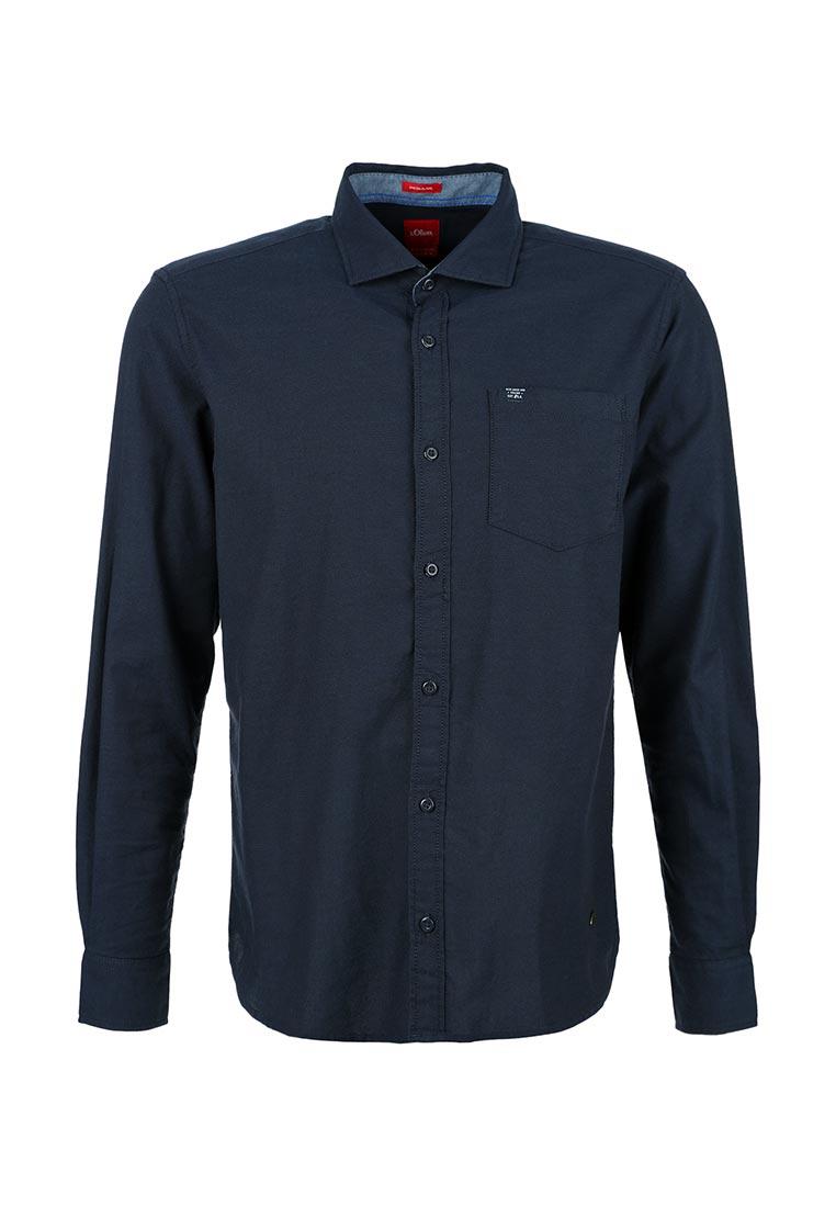 Рубашка с длинным рукавом s.Oliver (с.Оливер) 13.709.21.4066