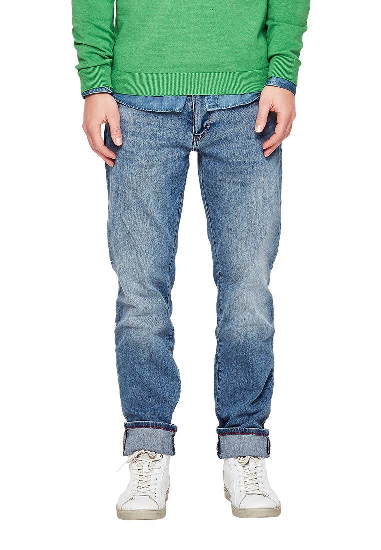 Мужские прямые джинсы s.Oliver (с.Оливер) 03.899.71.4511