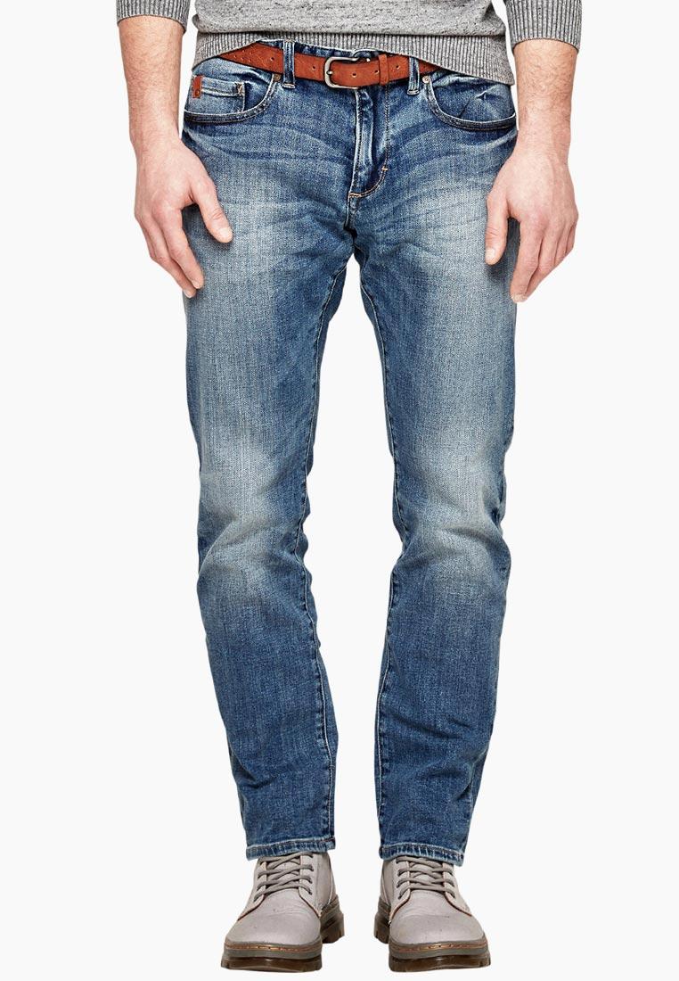 Зауженные джинсы s.Oliver (с.Оливер) 13.801.71.4534: изображение 1